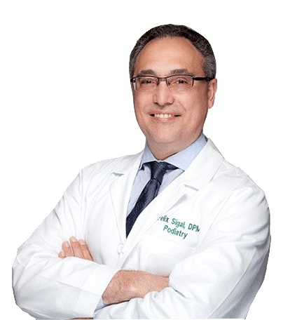 Dr. Felix Sigal D'OXYVA | Cardiovascular, Diabetes, Wound Care, Pain Relief